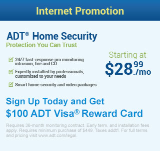 ADT Monitored Security System Frequently Asked Questions